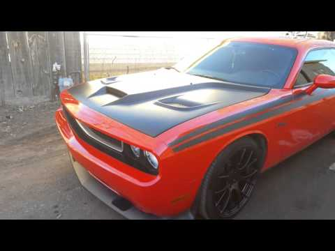 Eibach pro kit dodge challenger part 5