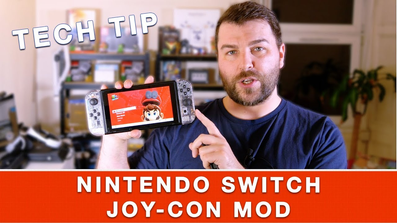 How to replace your Nintendo Switch Joy-Con - Tech Tip