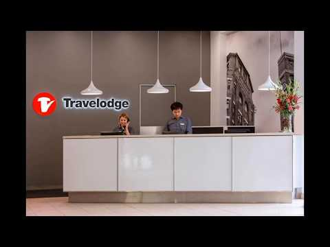 Hotel Travelodge Sydney - Hotel Sydney CBD