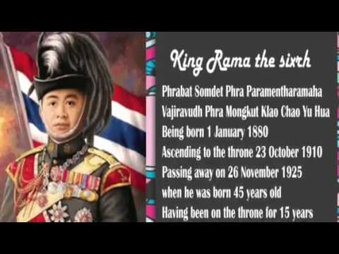 The King of the Chakri dynasty by ssruic TM56