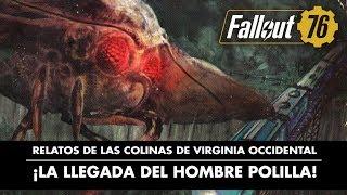 Fallout 76 – Relatos de las colinas de Virginia Occidental: ¡La llegada del hombre polilla!