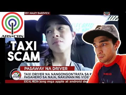 My Sister is Going VIRAL (Manila Taxi Scam Reaction)