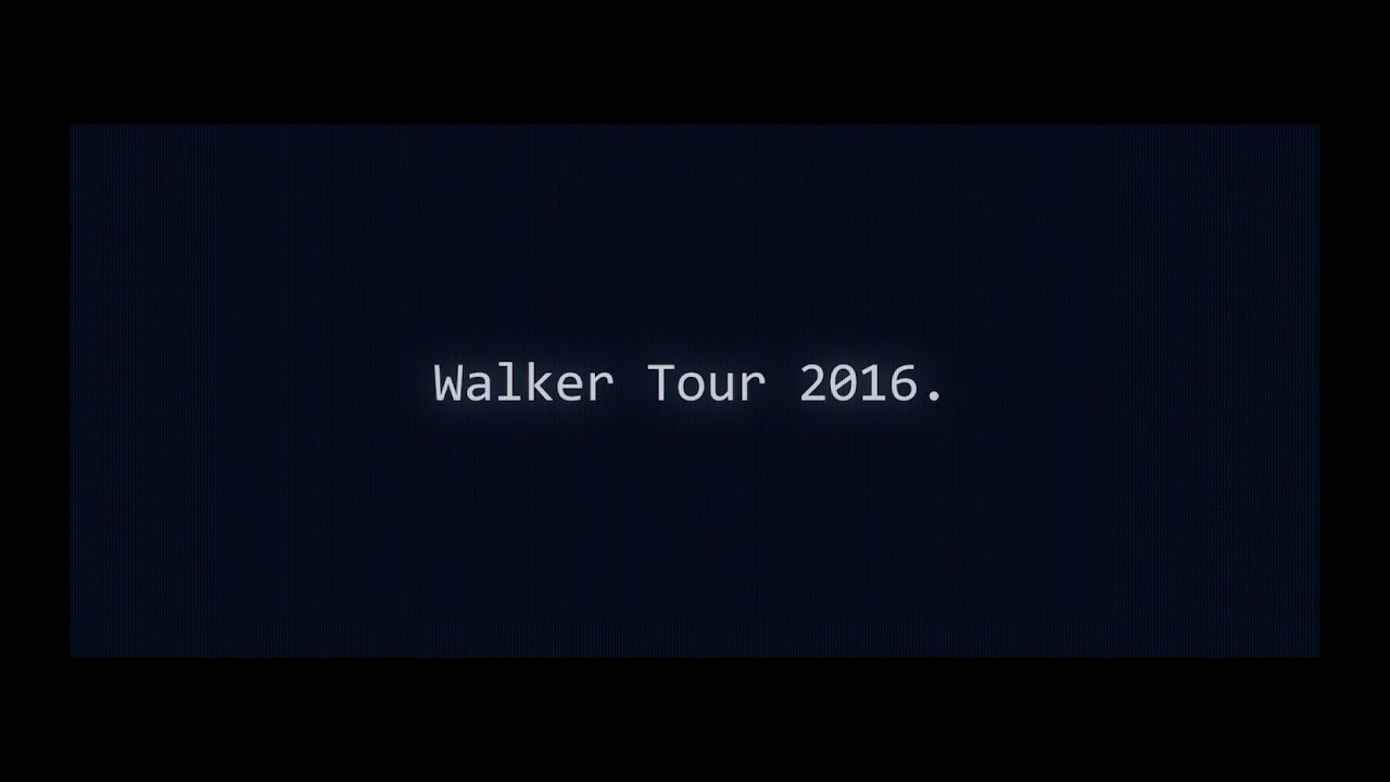 Alan Walker - Walker Tour 2016 (Trailer)