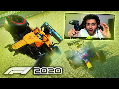 Can I SURVIVE A Race Where Everyone Tries To DNF Me?! - Simulation Damage F1 2020 Game Online! |