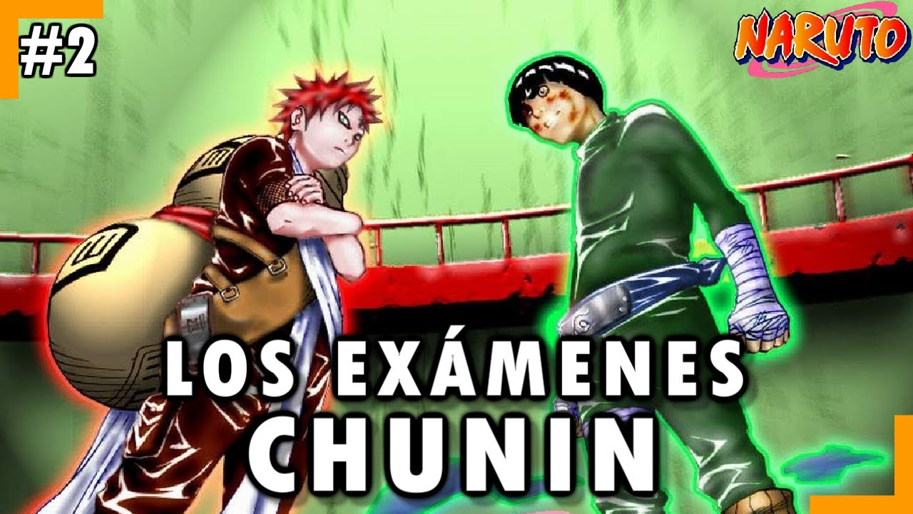 NARUTO | LOS EXÁMENES CHUNIN | PRIMERAS IMPRESIONES