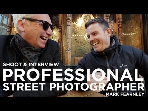 Street Photography With A Professional! Shoot And Interview With Mark Fearnley