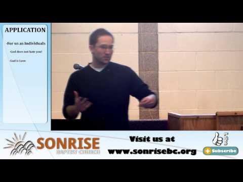 The Harsh Side of Love w/ Pastor Chris Thompson