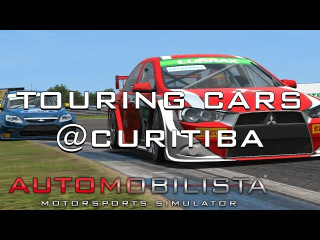 Automobilista Motorsports Simulator - touring cars at it's best!