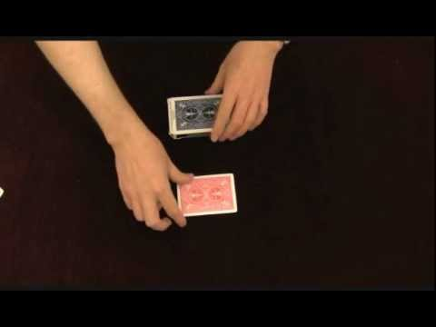 Magic Card Tricks Reveled