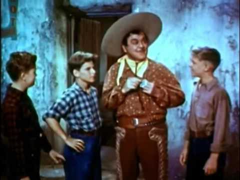 The Cisco Kid - Robber Crow - Season 2 Episode 19 - 1952