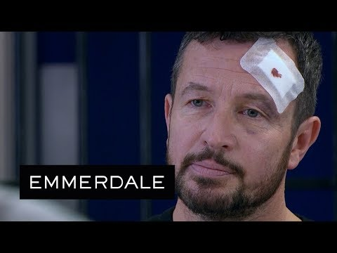 Emmerdale - Donny Turns on Lachlan and Shops Him to the Police