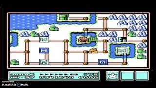 El Castillo de Hielo#11 / Mario 3 Serie