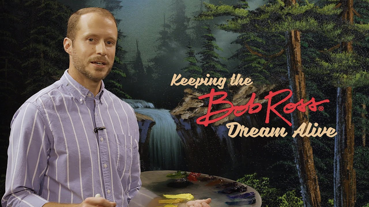 Keeping The Bob Ross Dream Alive | Featuring Nic Hankins