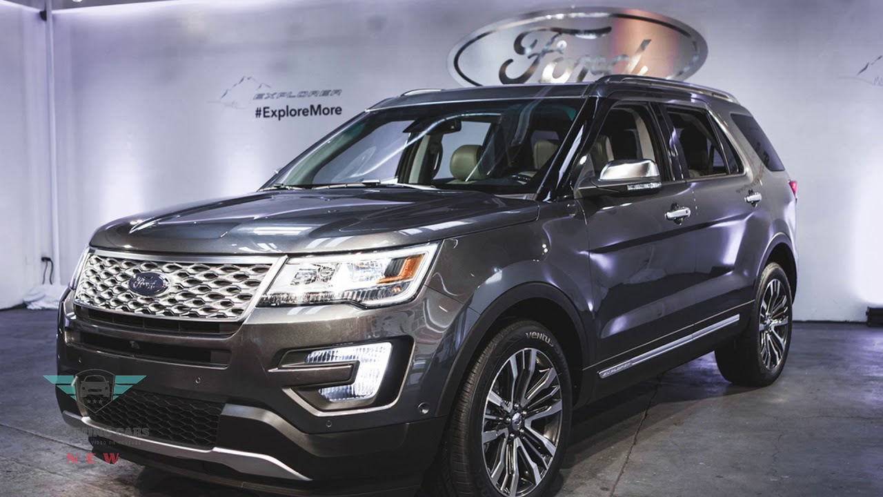 ford explorer redesign release date sport hybrid interior exterior youtube