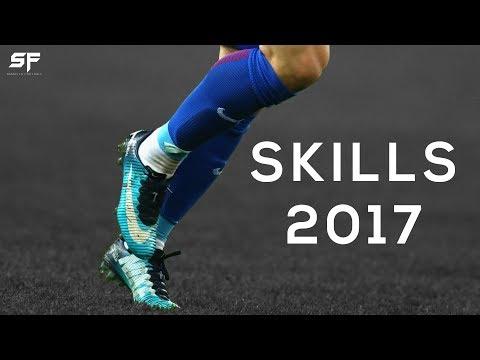 Best Football Skills Of 2017 Ft Ronaldo, Messi, Quaresma, Neymar   HD