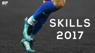 Best Football Skills of 2017 ft Ronaldo Messi Quaresma Neymar   HD