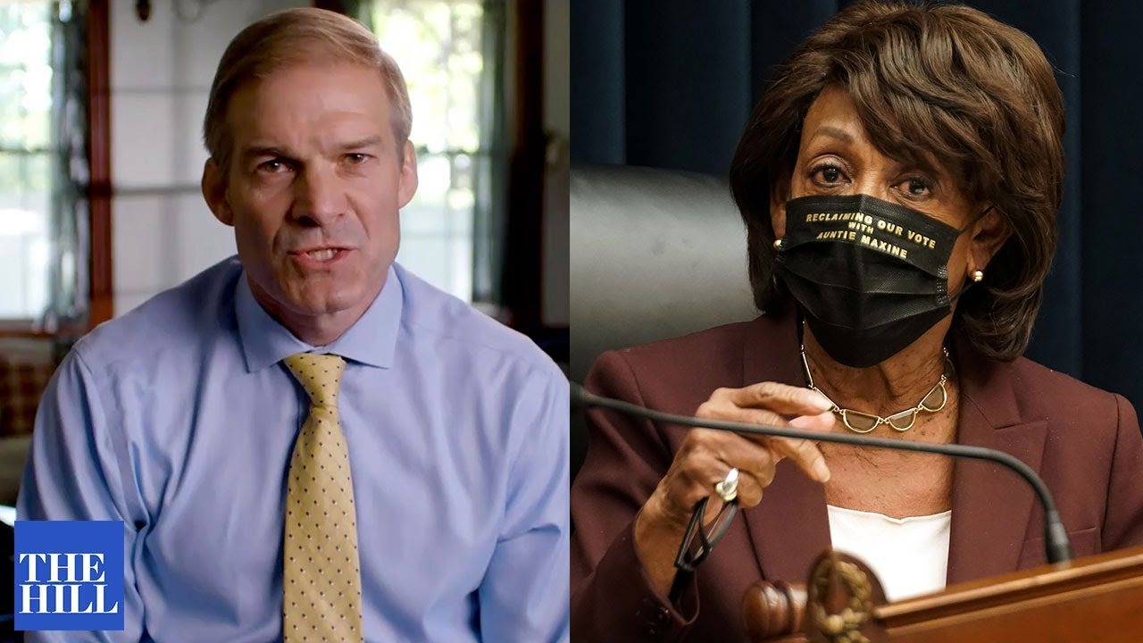 Maxine Waters tells Jim Jordan 'shut your mouth' during ...