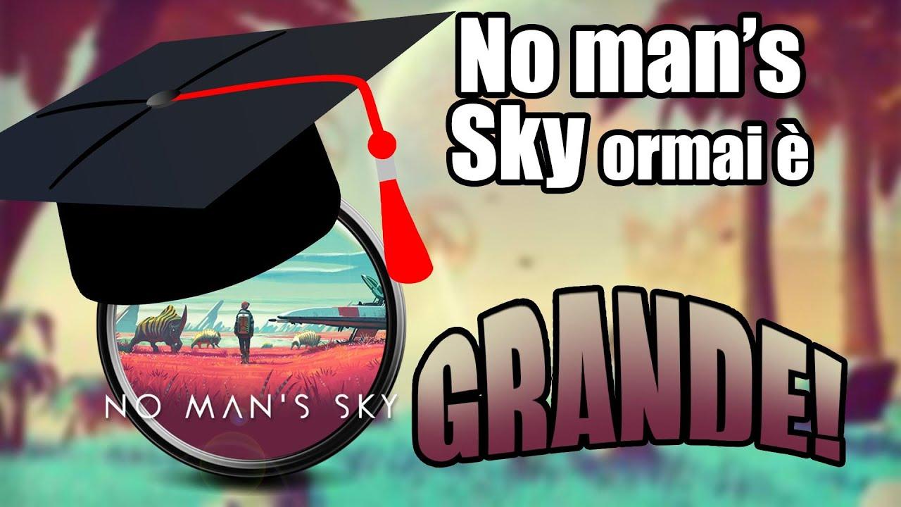 NO MAN'S SKY è Diventato ADULTO