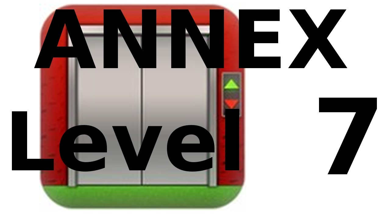100 Floors Annex Level 7 Walkthrough Youtube