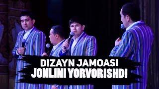 Dizayn jamoasi - Jonli ijroni yorvorishdi 2018 | Дизайн - Янгисидан 2018