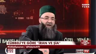 CÜBBELİ Ahmet Hoca İRAN ve ŞİAyı ANLATIYOR...Yeni Bakışlar   12 Mart 2016