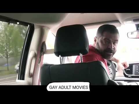 Straight Boy Tastes The Big Black Daddy In His CAR