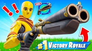The *EXOTIC* SHOTGUN Challenge in Fortnite!
