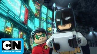 Danger Lad | LEGO Batman | Cartoon Network