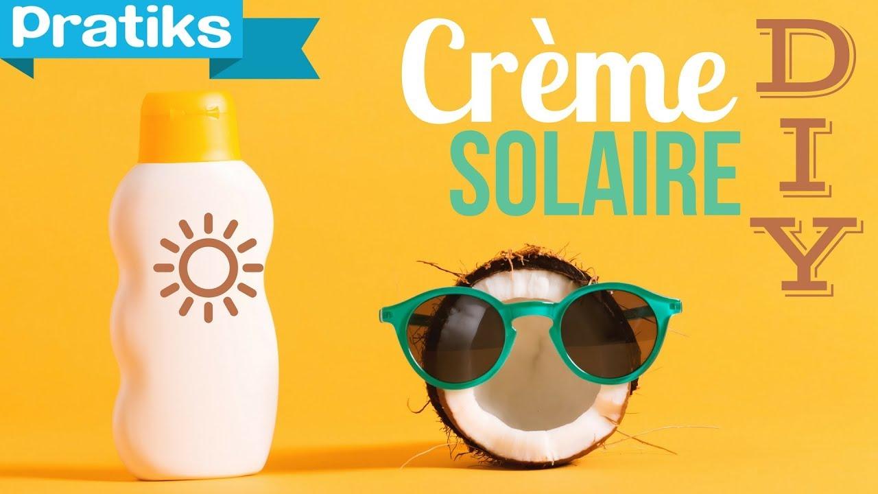 Comment faire une cr me solaire maison youtube - Creme solaire maison ...