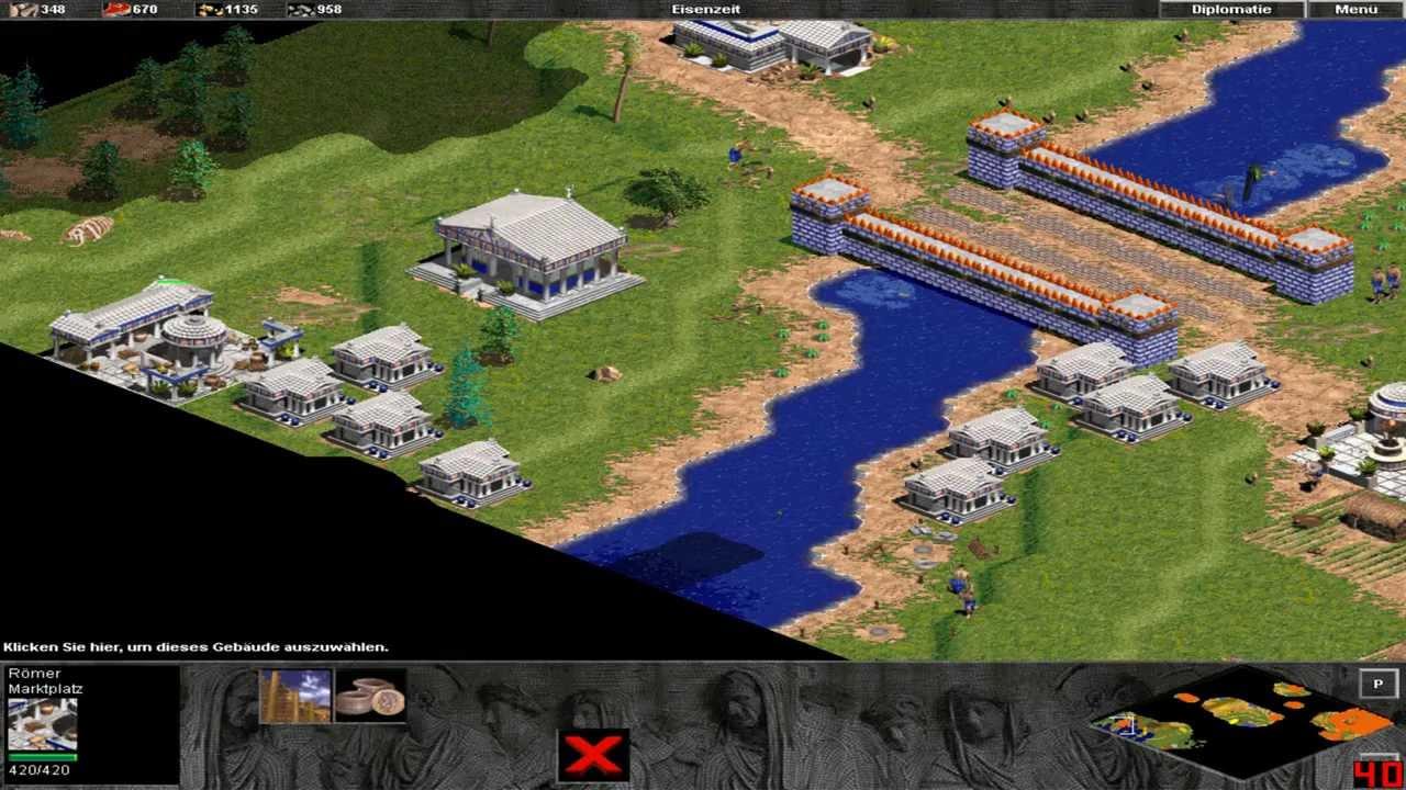 Age Of Empires 2 Schneller Aufbau