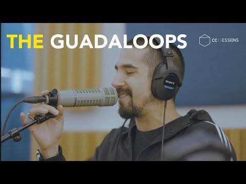The Guadaloops ft. Marcol en vivo Full Session | CC SESSIONS
