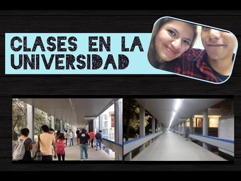 ♥ Vlog: Clases en la Universidad (FMVZ) ♥