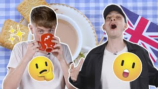 Brits Try A Blind Tea Taste Test