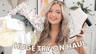 HUGE TRY-ON SUMMER HAUL! Princess Polly Haul 2020