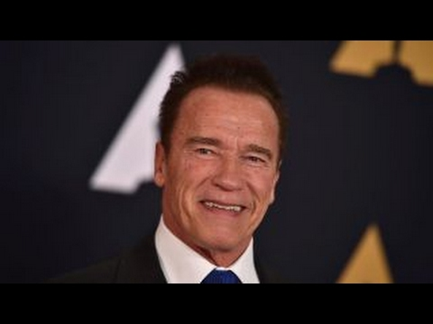 Arnold Schwarzenegger on politics: I'll be back?