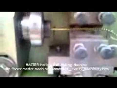 MASTER Hollow Ball Making Machine by Machine Tool Traders