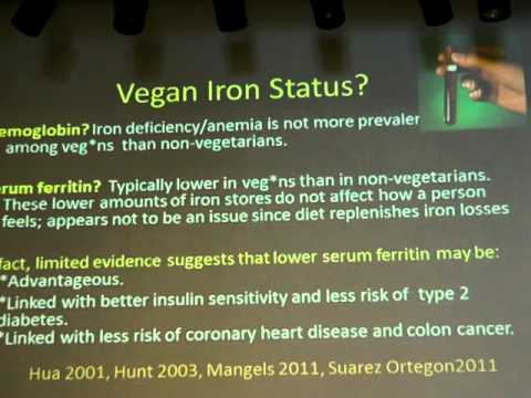 "Vesanto Melina: ""What's on the Menu? Update on Vegan and Raw Nutrition"""