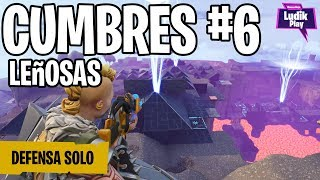 DEFENSE ESCUDO CUMBRES 6 FORTNITE SAVE THE WORLD Spanish Gameplay