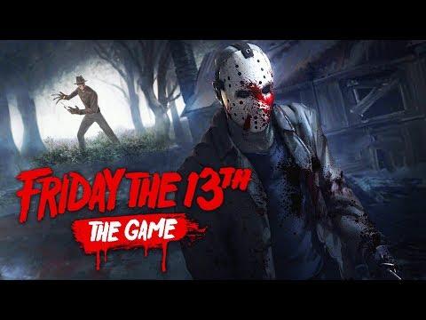 KILLING JASON!! (Friday the 13th Game)
