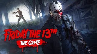 KILLING JASON!! (Friday the 13th Game)
