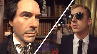 TRICKING TOURISTS IN A WAX MUSEUM | Yes Theory