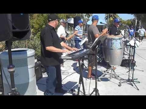 Lucky 7 MamBo At Los Angeles Dodgers Stadium 9/15/2013 700