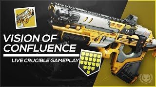 Destiny: We Ran out of Medals with Adept Vision of Confluence! Year 3 Exotic Raid Primary
