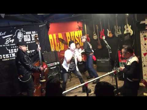 AngelEye in MUSIC BAR GOLD RUSH 2017 0212