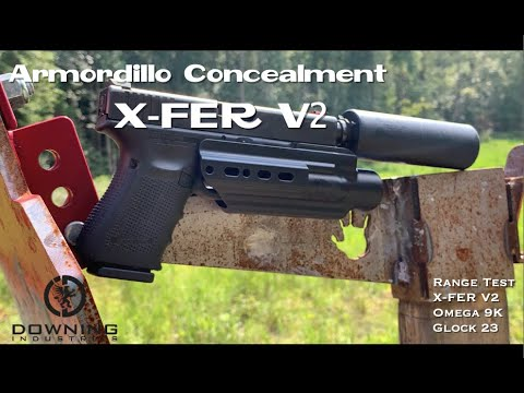 Armordillo X-Fer V2 Field Test