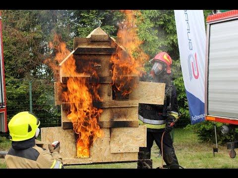 Pożary wewnętrzne: Flashover, Backdraft - warsztaty CFBT (cz. 3)