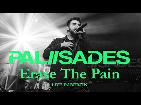 "PALISADES - ""Erase The Pain"" live in Berlin [CORE COMMUNITY ON TOUR]"