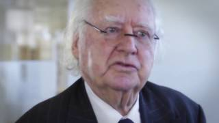 Star architect Richard Meier talks about collaboration with Engel & Völkers