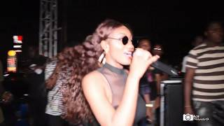 Wendy Shay - Performs at YFM Area Code