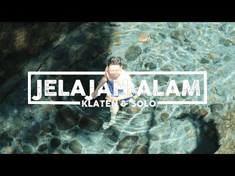 MAIN KE UMBUL SIGEDANG AIRNYA SEBENING KACA | Jelajah Alam Bareng AQUA k...